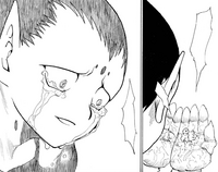 Chap 215 - Colt overcome with emotion