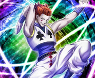 HxH Battle Collection Card (681)