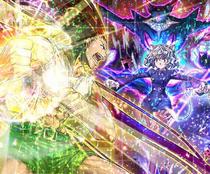 Gon vs Pitou - LR Kira Card