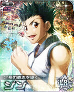 HxH Battle Collection Card (860)