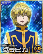 Kurapika card (2)