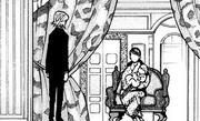 Saito recluta a Kurapika