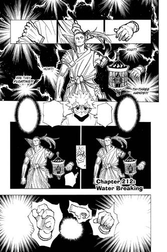 Chapter 212 - Water Breaking