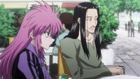 Machi and Nobunaga 1