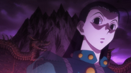 21 - Illumi talks about his family