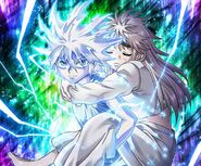 HxH Battle Collection Card (481)