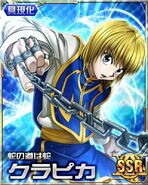 Kurapika Card 128