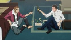 Leorio and Zepile