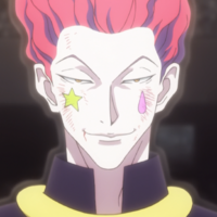 Hisoka Morow HA Portrait