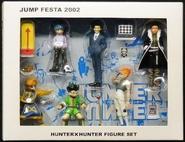 Jump Festa 2002 - figure set
