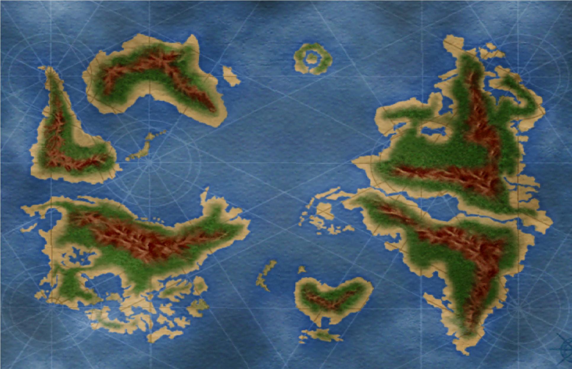 World of Hunter × Hunter | Hunterpedia | FANDOM powered by Wikia