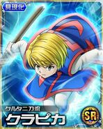 Kurapika card 36