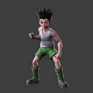 Gon Jump Force
