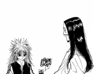 Chap 89 - Machi and Nobunaga in disagreement