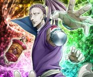 HxH Battle Collection Card (367)