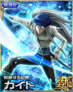 HxH Battle Collection Card (846)