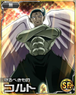 HxH Battle Collection Card (801)