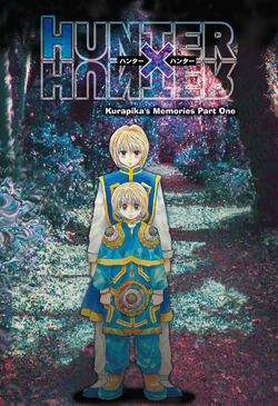 Kurapika memories part one