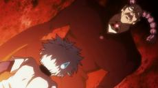 Tsubone scaring Killua
