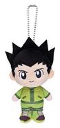 Jump Festa 2019 - Gon plush keychain