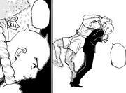 Chap 372 - Hanzo avenging Momoze's death