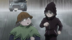 Melody and Killua - episode 56 2011