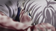 101 - Killua nearly dies