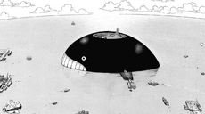 342 - Black Whale Ship
