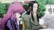 Machi y Nobunaga actuan como señuelos