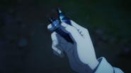 Pairo holds two medicine bottles