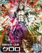 Chrollo LR Kira Card