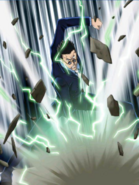 Leorio portrayal 2 in Shironeko Project