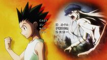 Gon in the fourth ending