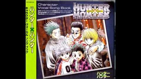 HUNTER X HUNTER (1999) Buku Lagu Vokal Watak Bhg 20 - Malaikat Jahat (Karaoke)