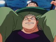 Todo carrying Buhara in his shoulders
