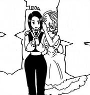 Chap 359 - Kacho and Fugetsu