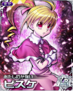 HxH Battle Collection Card (844)