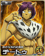 HxH Battle Collection Card (536)