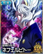 HxH Battle Collection Card (848)