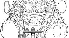 Chapter 372 - Marayam's larger Nen beast