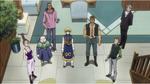 Kurapika y los demás guardaespaldas