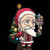 Netero Christmas LR Chibi