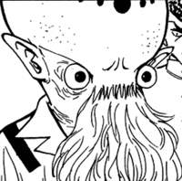 Octopus Manga