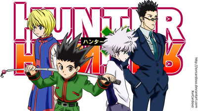 Hunter x hunter by xvrcardoso-d54co4a