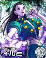 HxH Battle Collection Card (942)