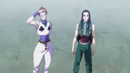 Hisoka and Illumi - 142