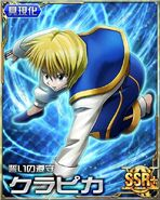 HxH Battle Collection Card (1328)