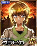Kurapika Card 126