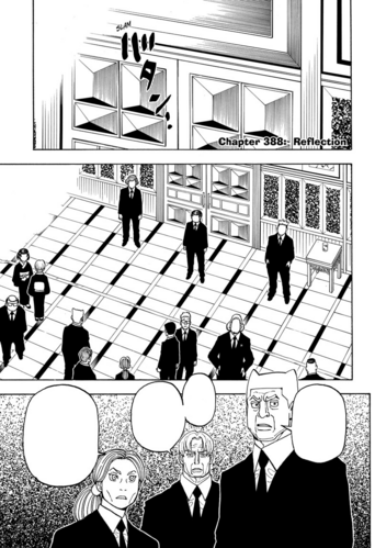 Chapter 388 - Reflection