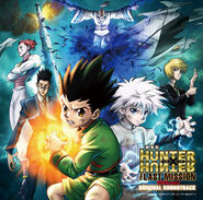 Hunter x Hunter The Last Mission Original soundtrack